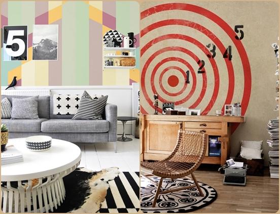 Декор стен: как украсить стены в комнате