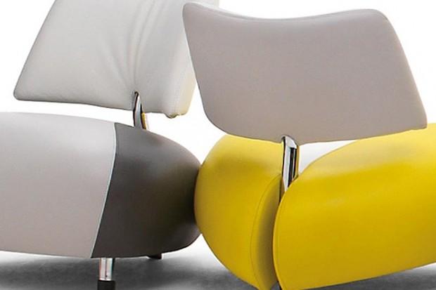 Футуристические кресла Leolux