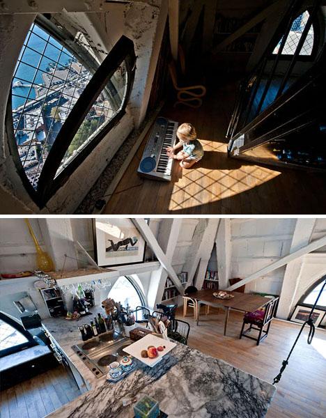 Пентхаус-пирамида: таинственная квартира в Сиэтле