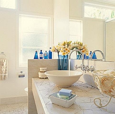 49 идей для растений в ванной комнате