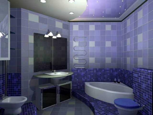 Поэтапное проведение ремонта в ванной комнате