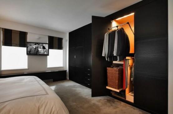 31 идея умного размещения шкафа