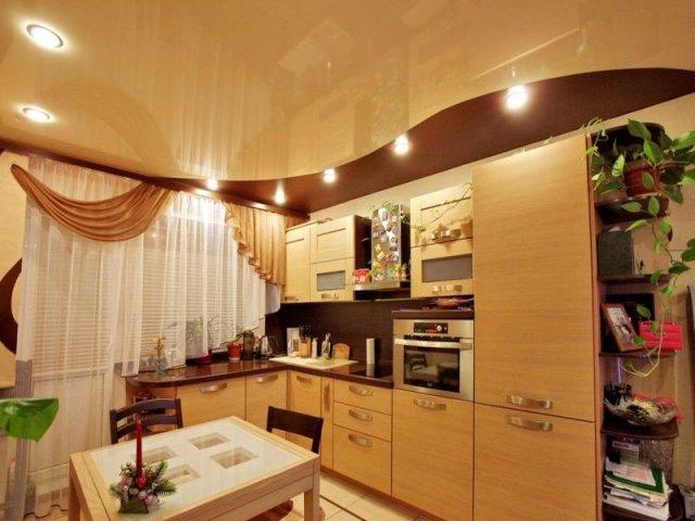 Как выбрать освещение на кухню?