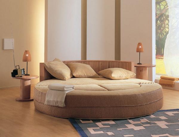 Надувная мебель в интерьере