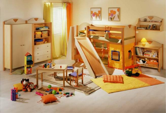 Оформление комнаты для ребенка дошкольного возраста