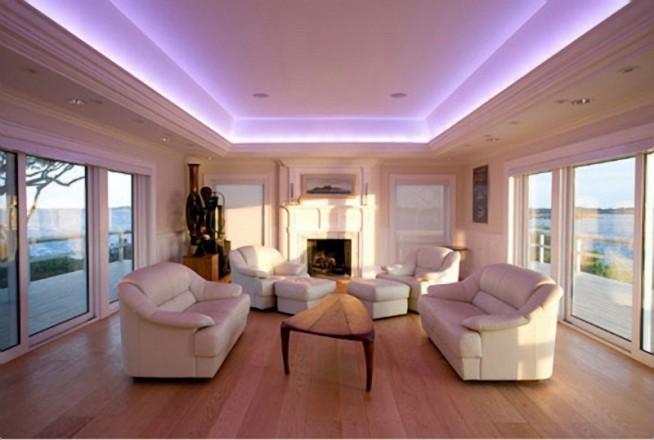 Основные правила по освещению в квартире