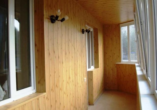 Как самим утеплить балкон?