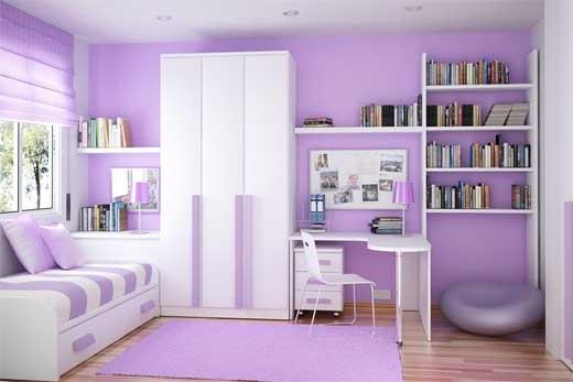 Bedroom study ideas