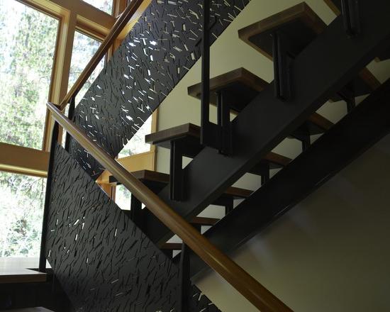 Как сделать лестницу на второй этаж  Строительный портал