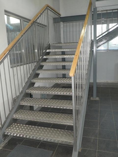Сварить лестницу