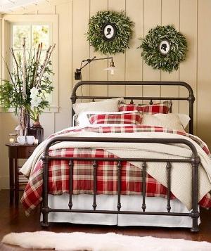 Спальня в стиле кантри – способ создать уют