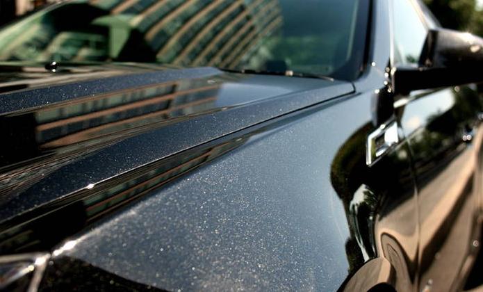 Виниловая алмазная крошка для автомобиля: плюсы и минусы