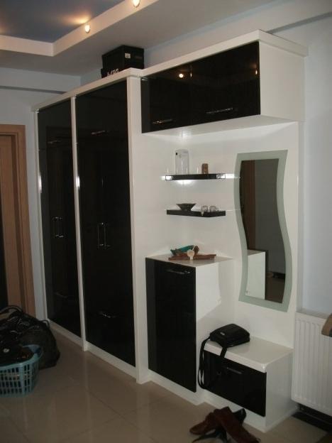 Дизайн маленькой прихожей и коридора в квартире (фото)