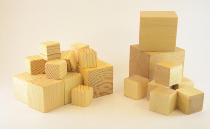 Развивающие кубики Никитина. Как играть в кубики Никитина?