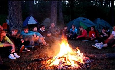Мероприятие для летнего лагеря. Детский летний лагерь