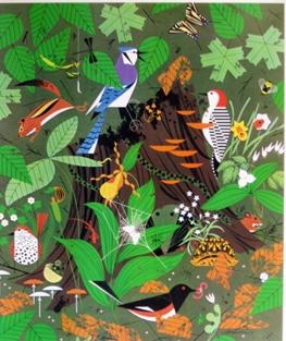 Агитационный плакат «Береги природу!»