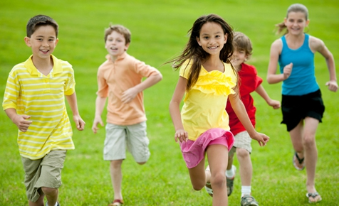 Подвижные игры для детей в лагере. Веселые, интересные, развивающие игры для детей