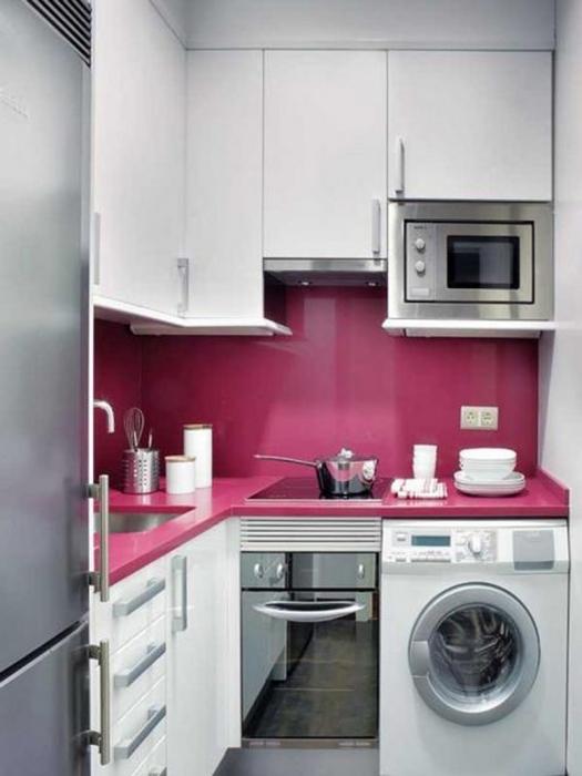 Планируем интерьер кухонь в хрущевке