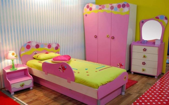 Варианты интерьера детских для девочки: принцессы или непоседы