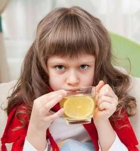 Ангина лечение в домашних условиях у детей 1 года