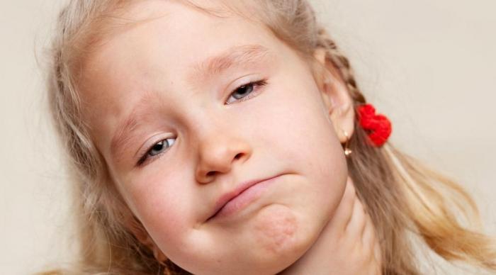 Ангина у ребенка 2 лет. Что делать при ангине? Признаки ангины у ребенка