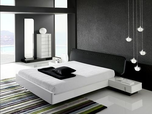 Оформление спален. Необычное в простом