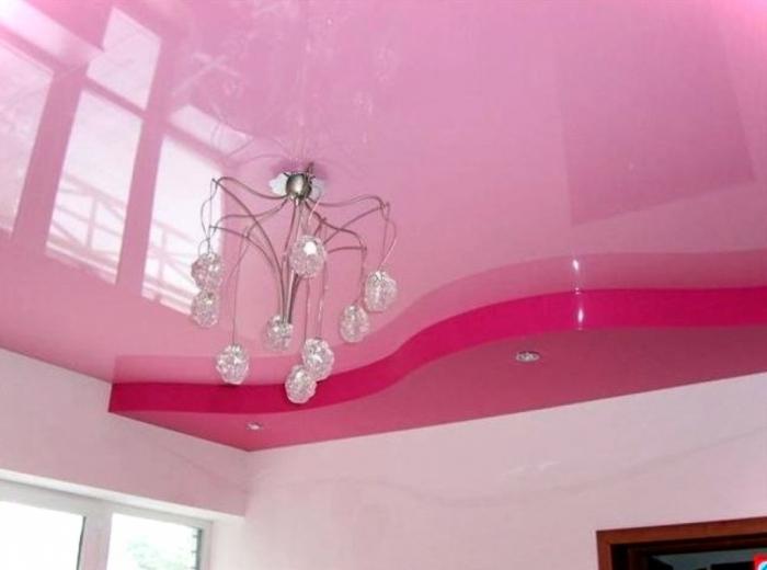 Выбираем натяжные потолки: какие лучше - матовые или глянцевые