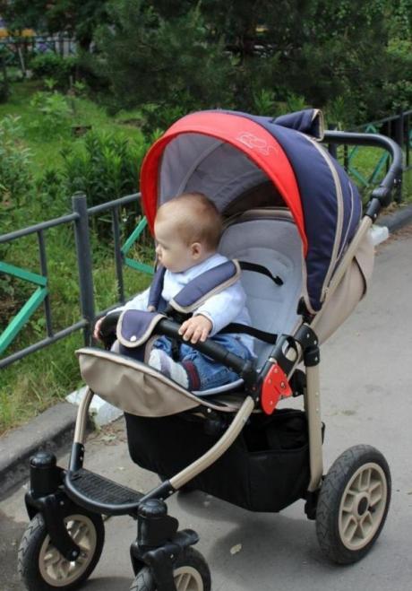 Детская прогулочная коляска Camarelo Eos: отзывы родителей