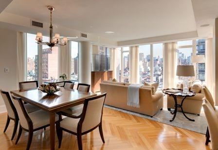 Дизайн гостиной-столовой. Ключевые моменты в оформлении