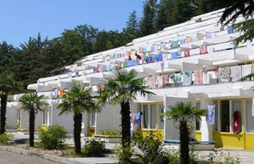 Лагерь «Чайка» - великолепный отдых для детей