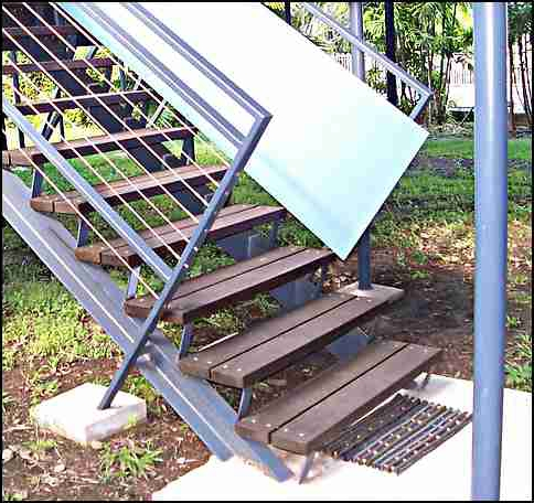 Чертеж лестницы металлические своими руками фото 26