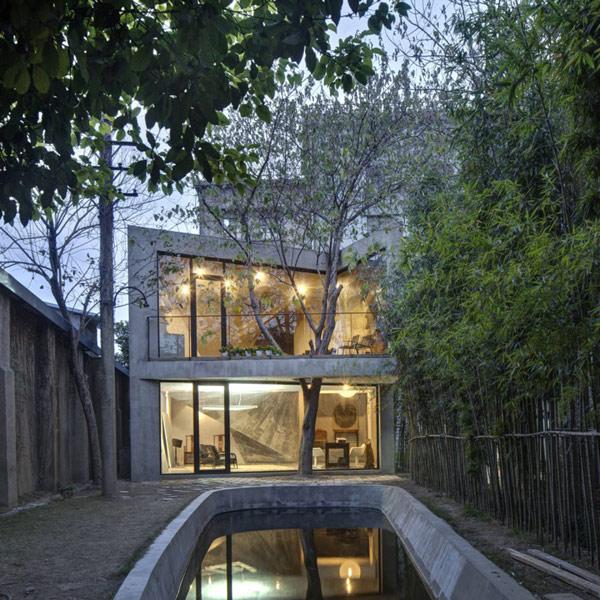 Чайный дом<br />  в<br />  Шанхае