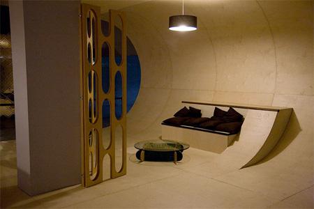 Дом скейтбордистов