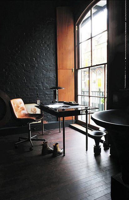 28 стильных столов в<br />  индустриальном стиле про работы