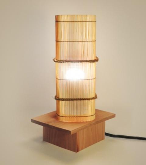 Дизайн ламп настольных