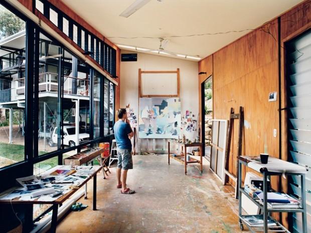 40 домашних студий, которые вдохновляют