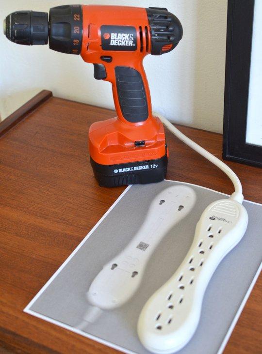 Быстро и так разметить стену: используем… сканер!