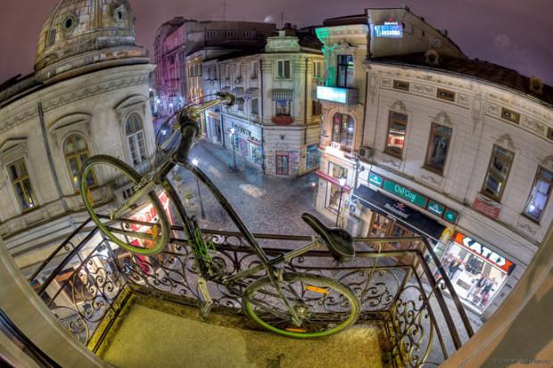 Велобар в<br />  Бухаресте