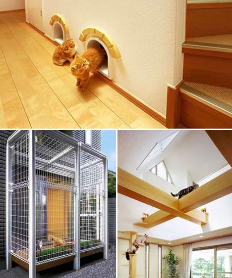 Оптимизированные ради животных дома