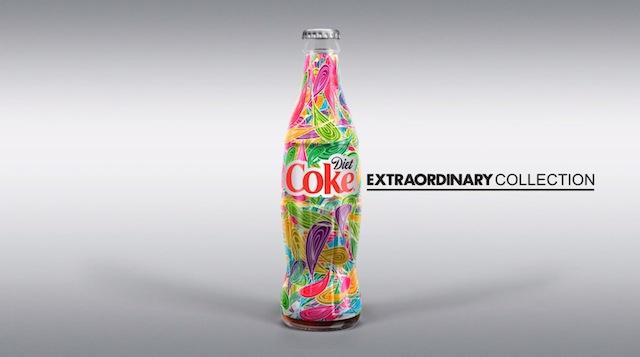 Дизайн Кока-Кола…