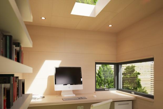 Небольшие офисы и не только