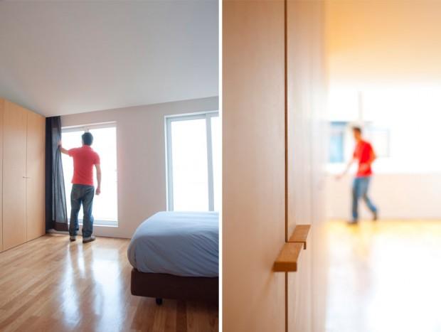 Двухэтажная квартирка от<br />  OODA