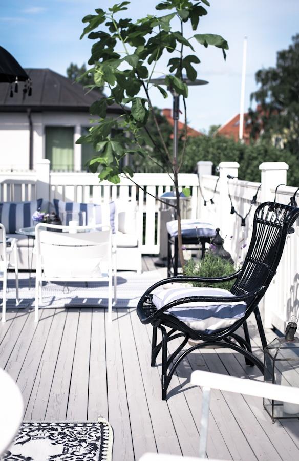 25 террас во скандинавском стиле