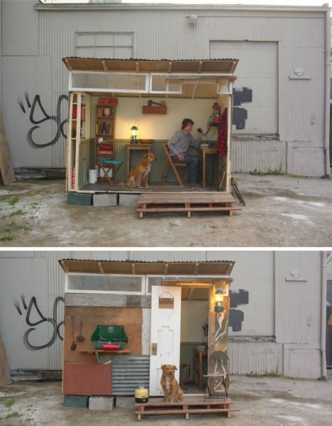 Маленькие дома