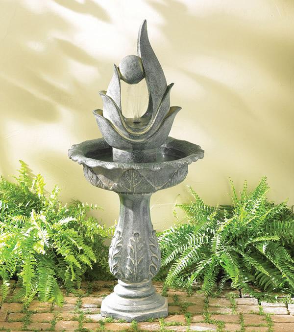 Сто уличных фонтанов
