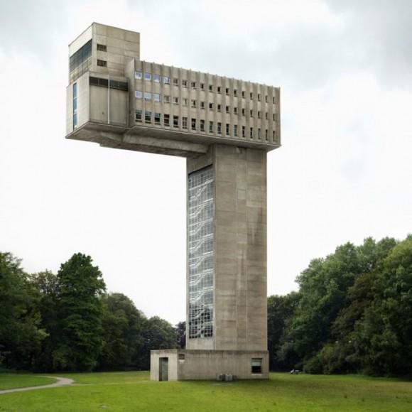 Архитектура от<br />  Филиппа Дюжардена