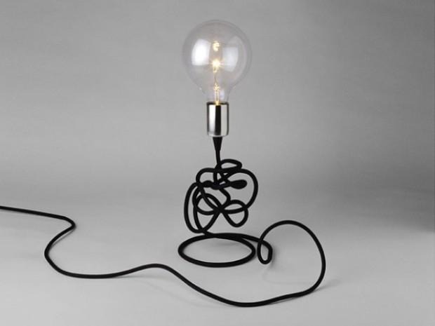 57 крутых настольных ламп